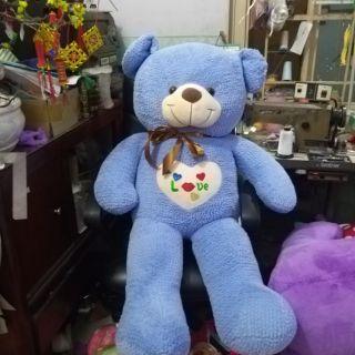 Teddy Tim 1m2 (khổ vải 1m4)