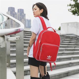 (ảnh thật) Balo Adidas Originals Classic Backpack – Hàng xuất xịn Full tem Tag