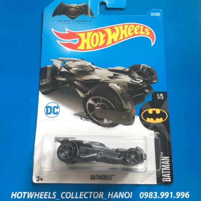 Xe Hot Wheels – Batmobile Batman Vs Superman