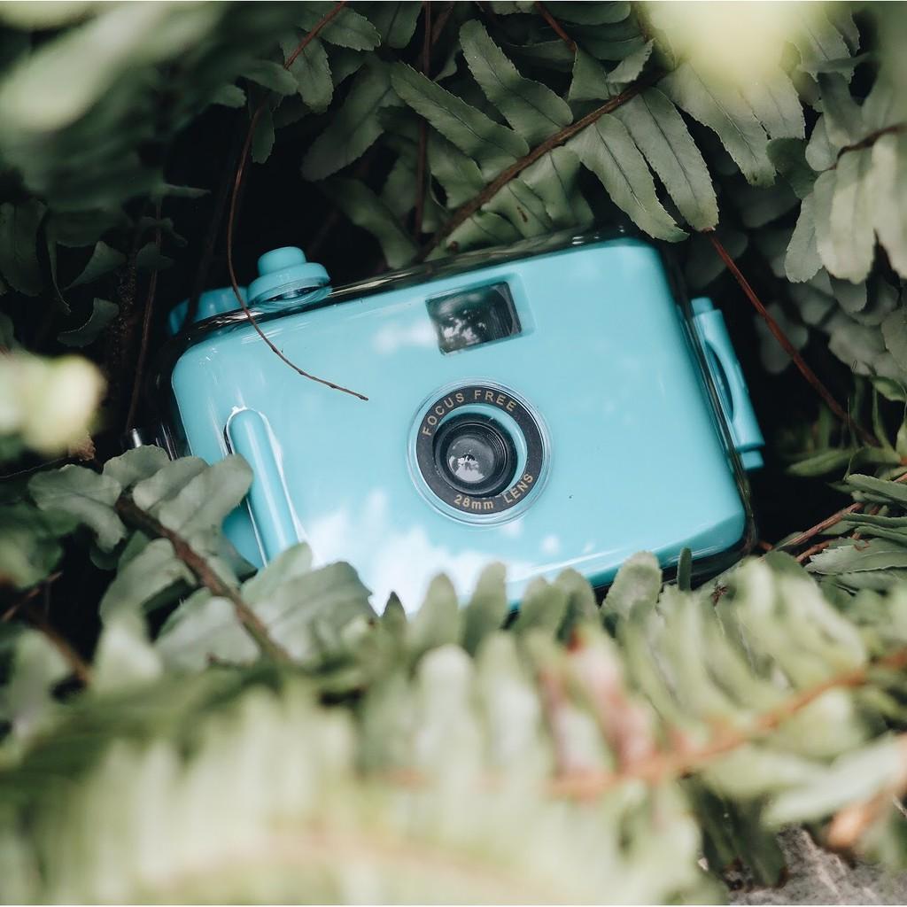 Máy ảnh film Lomo Underwater - Màu xanh mint