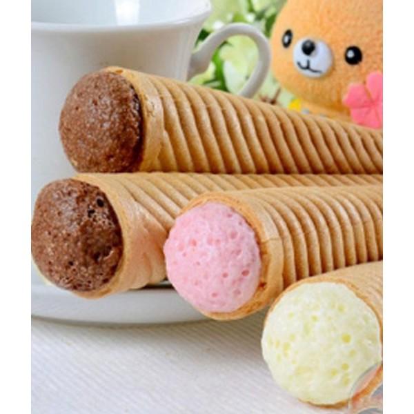 Bánh que kem Glico - Nhật