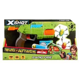 Mô hình sưu tầm Chiến binh diệt bọ X-shot (2 bọ & 8 phi tiêu)