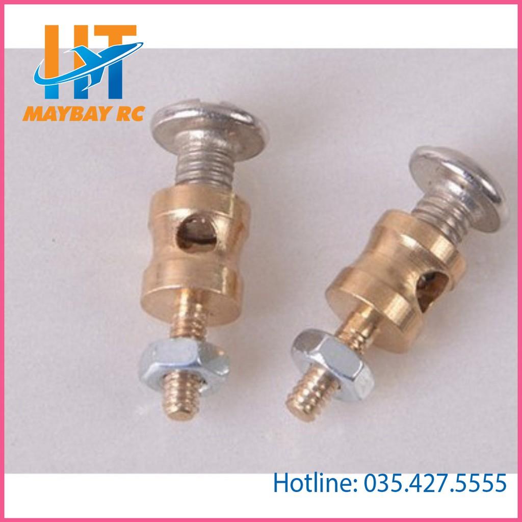 Ốc siết link su27, F22 loại 1mm, 1.5mm, 2mm thép link