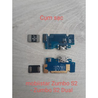 Cụm sạc mobiistar Zumbo S2 - Zumbo S2 Dual thumbnail