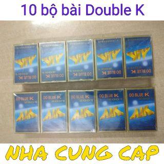 10 BỘ BÀI DOUBLE K