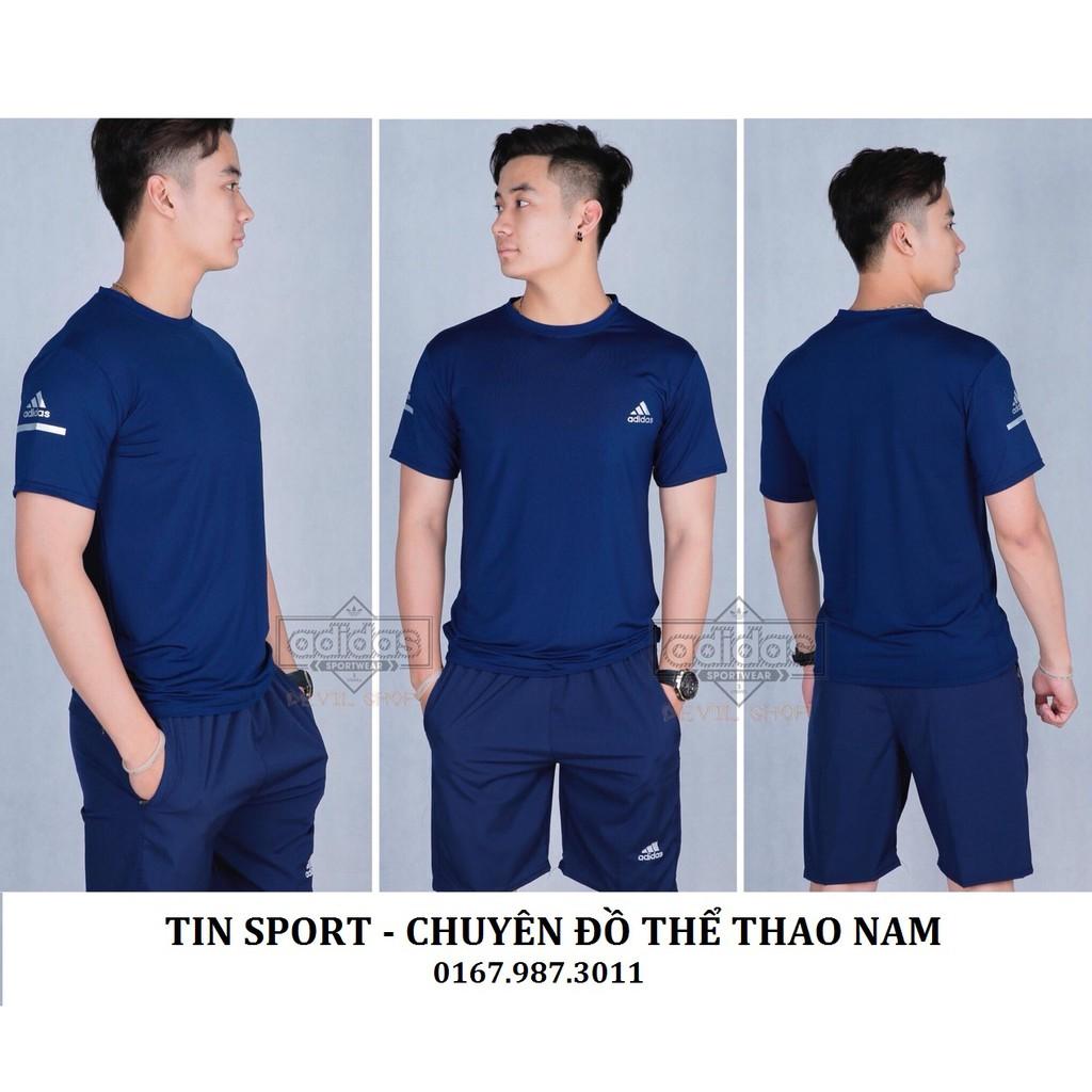 [ADIDAS HOT TREND 2018] Bộ quần áo thể thao nam ADIDAS (KC 11)