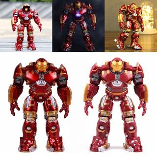 Mô hình đồ chơi nhân vật siêu anh hùng Marvel Avengers ' ULTRON Iron Man Hulk cao cấp