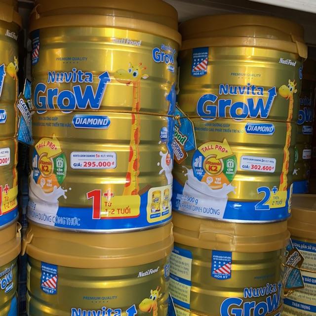 Sữa bột Nuvita Grow Diamond 1+/900g ; 2+/900g - 23015868 , 3510780064 , 322_3510780064 , 295000 , Sua-bot-Nuvita-Grow-Diamond-1-900g-2-900g-322_3510780064 , shopee.vn , Sữa bột Nuvita Grow Diamond 1+/900g ; 2+/900g
