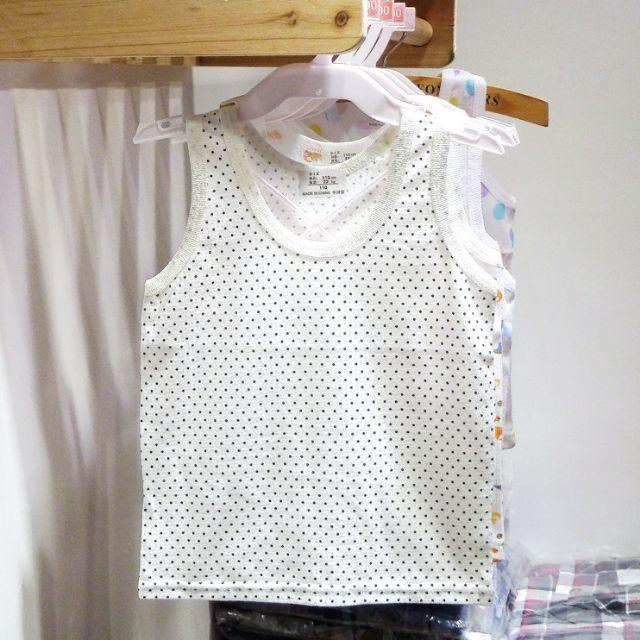 Áo ba lỗ cotton xuất nhật