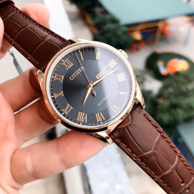 Đồng hồ nam Citizen Automatic NH8363-14H