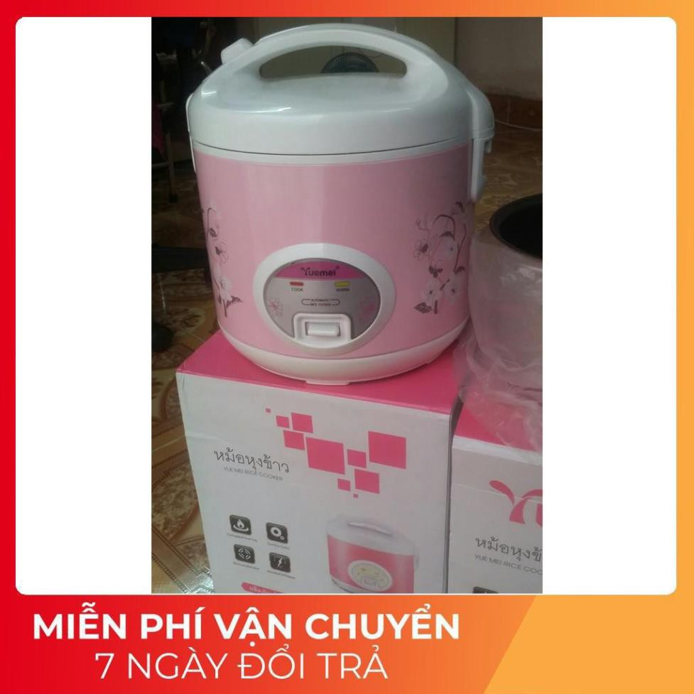 Nồi Cơm Điện Thái Lan Yuemei 1.8L Nắp Gài