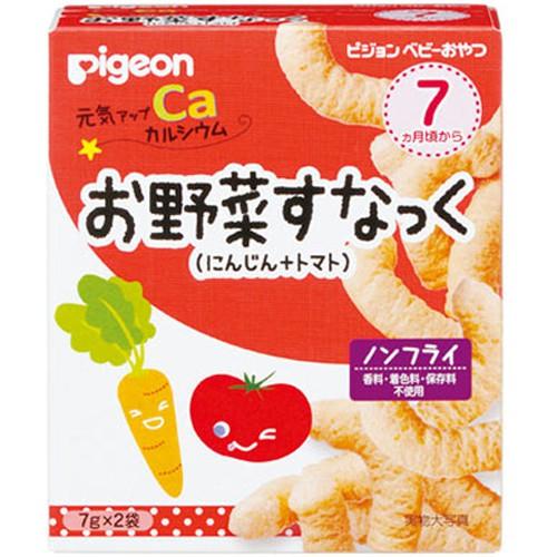Bánh gạo ăn dặm Pigeon Nhật vị rau củ cho bé từ 7 tháng tuổi - 3357623 , 652052712 , 322_652052712 , 65000 , Banh-gao-an-dam-Pigeon-Nhat-vi-rau-cu-cho-be-tu-7-thang-tuoi-322_652052712 , shopee.vn , Bánh gạo ăn dặm Pigeon Nhật vị rau củ cho bé từ 7 tháng tuổi