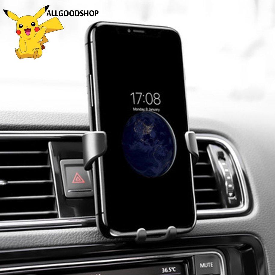 Giá đỡ điện thoại nam châm thông khí cho xe hơi
