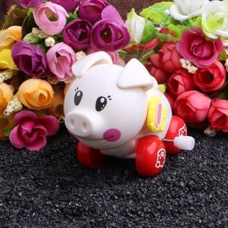 DE❀Cute Cartoon Animals Clockwork Wind Up Toys Running Plastic Kids Children Gift