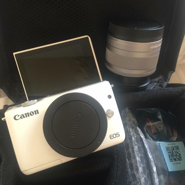 Máy Chụp Hình Canon M10