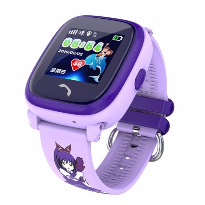 Đồng hồ định vị GPS DF25 màn hình cảm ứng chống nước chuẩn IP67 (Tím ) - 2991511 , 956145766 , 322_956145766 , 850000 , Dong-ho-dinh-vi-GPS-DF25-man-hinh-cam-ung-chong-nuoc-chuan-IP67-Tim--322_956145766 , shopee.vn , Đồng hồ định vị GPS DF25 màn hình cảm ứng chống nước chuẩn IP67 (Tím )