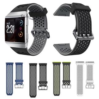VN Dây Đeo Silicone Thay Thế Cho Đồng Hồ Thông Minh Fitbit Ionic