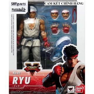 Mô hình Ryu – Street Fighter