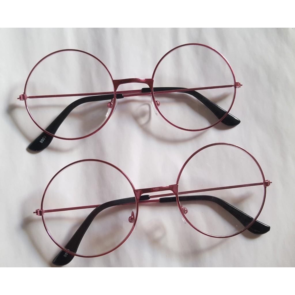 Mắt kính Nobita tròn siêu đep chất lượng