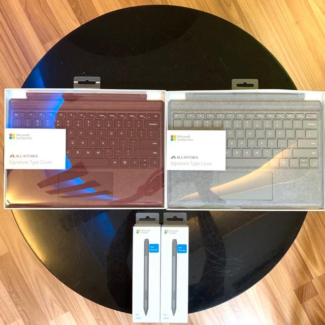 Bàn phím Microsoft Type Cover Pro Signature dành cho Surface Pro 3/4/5/6 Giá chỉ 2.750.000₫