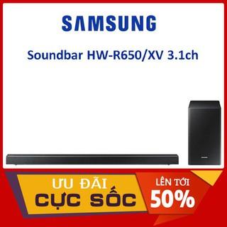 Loa thanh [Giá Gốc] soundbar Samsung R650 3.1.2ch, công suất 340W