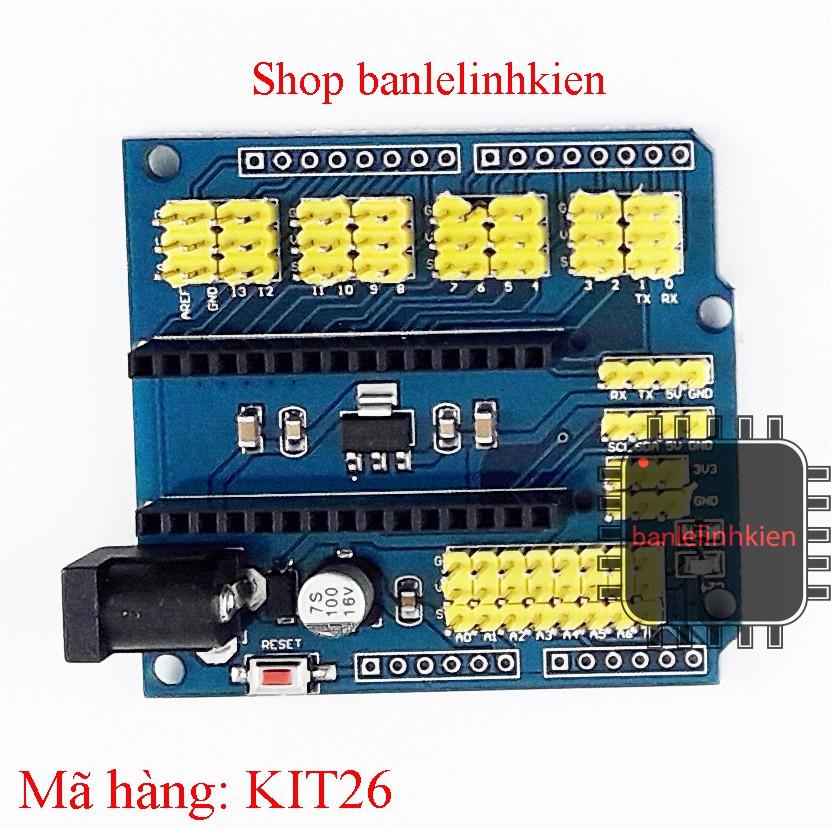 Board mở rộng cho kit phát triển Arduino NANO