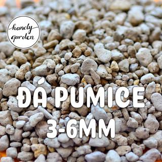 [Ship Nhanh] Đá Pumice Indonesia 3-6mm trộn đất trồng sen đá xương rồng HandyGarden thumbnail