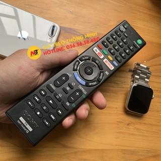 [Hàng Zin] Điều Khiển Tivi Sony Từ Xa RMT-TX300P - Remote Tivi Sony Dễ Dàng Truy Cập Internet - Có Phím Ấn Nhanh Youtube