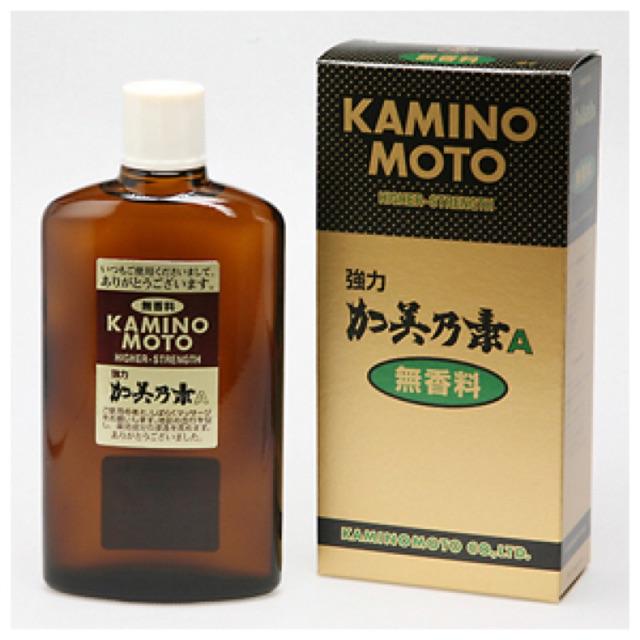 Thuốc kích thích mọc tóc Kaminomoto Higher Strength
