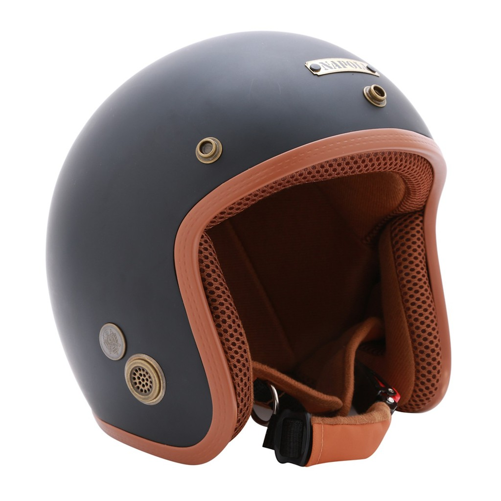 Mũ bảo hiểm 3/4 đầu NAPOLI SH - mũ bảo hiểm moto