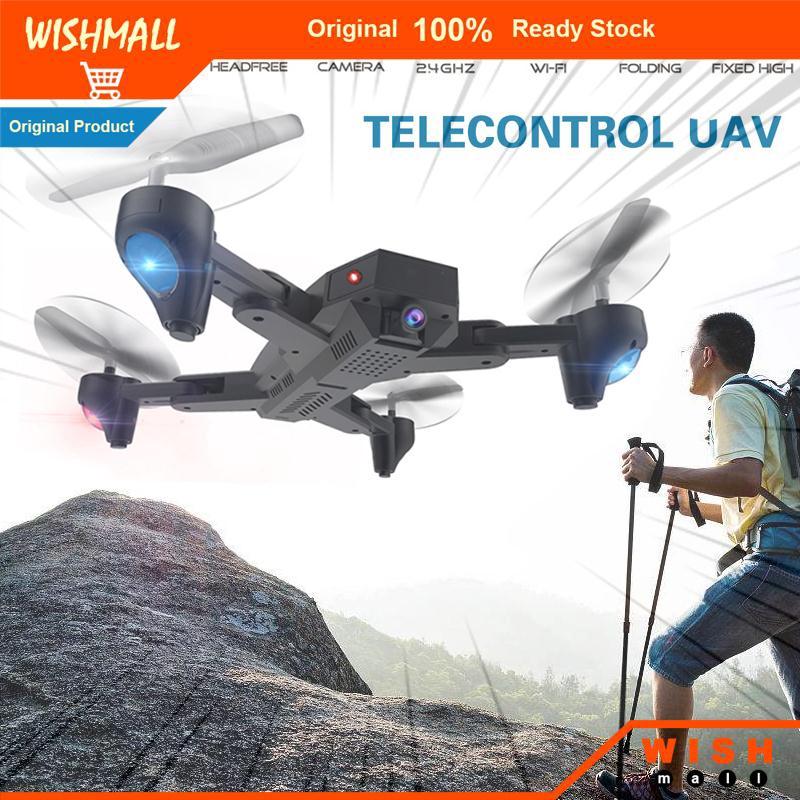 Máy bay Drone điều khiển từ xa 4CH 2.4GHz 6 trục kèm phụ kiện chất lượng cao