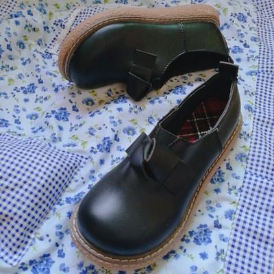 [OROER] [ NÂU 35] Giày ulzzang mũi tròn phong cách vintage - 22338991 , 2604255535 , 322_2604255535 , 198000 , OROER-NAU-35-Giay-ulzzang-mui-tron-phong-cach-vintage-322_2604255535 , shopee.vn , [OROER] [ NÂU 35] Giày ulzzang mũi tròn phong cách vintage