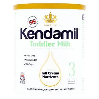 Sữa nguyên kem Hoàng gia Kendamil số 3 400g (Date mới nhất)