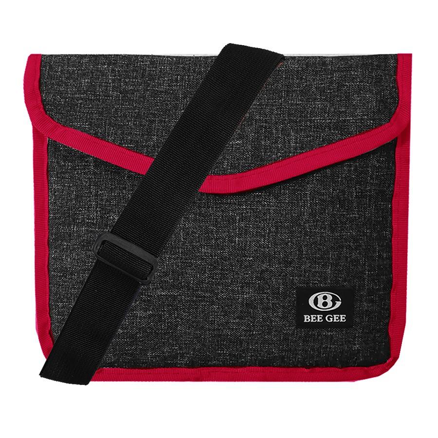 Túi đeo chéo nam nữ unisex chống shock để ipad và điện thoại chống thấm nước thời trang Hàn quốc BEE GEE 093