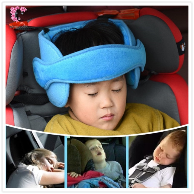 Child Seat Head Supports Baby Head Fixed Sleeping Pillow Kid Neck Protection