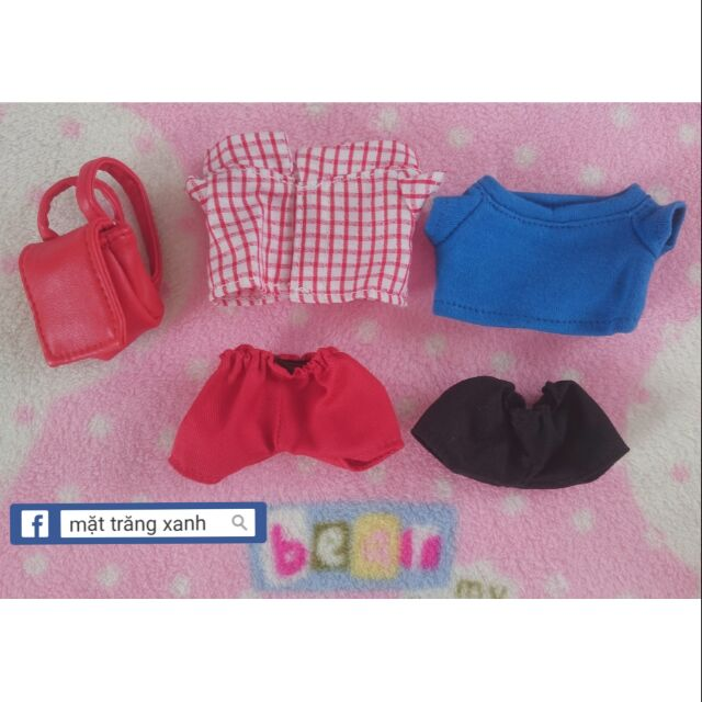 Combo outfit doll 15cm