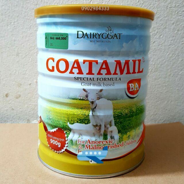 Sữa Dê Goatamil BA 900 gam - 10057608 , 1089969479 , 322_1089969479 , 515000 , Sua-De-Goatamil-BA-900-gam-322_1089969479 , shopee.vn , Sữa Dê Goatamil BA 900 gam