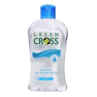 Nước rửa tay GREEN CROSS hương tự nhiên 250ml thumbnail