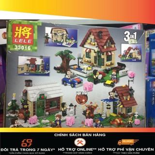 [Giá-sỉ] Lego my world minecraft 33016- 3 in 1- 569 khối
