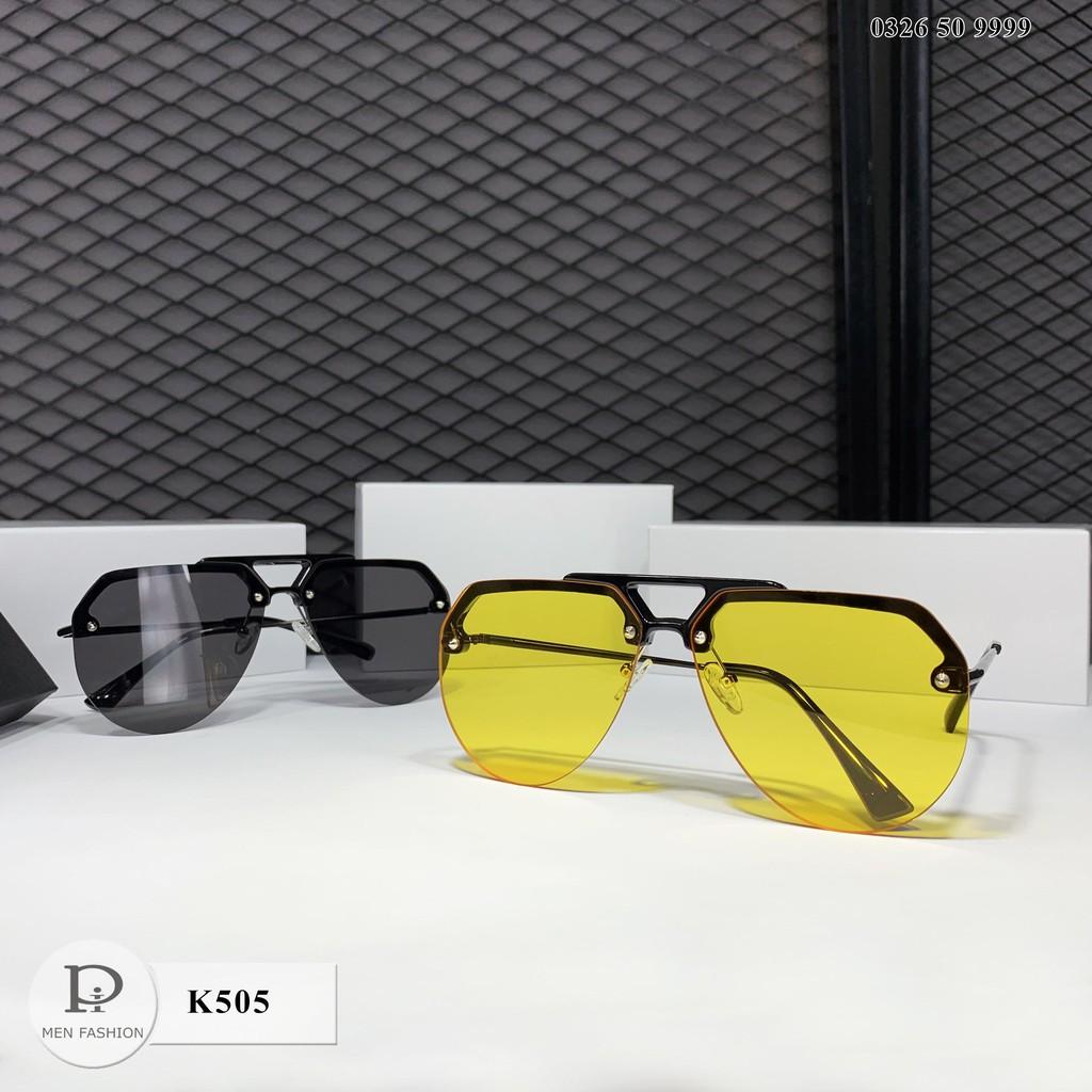 Kính Nam K505 4 Màu Đẳng cấp – Hàng Fullbox – 4444