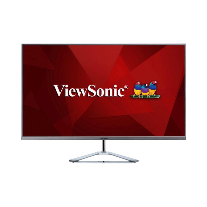 [Mã ELMIDNIGHT giảm 7% đơn 2TR] Màn hình Viewsonic VX2476-SMHD (23.8 inch/FHD/LED/IPS/60Hz/5ms/250 nits/DP+HDMI+VGA)