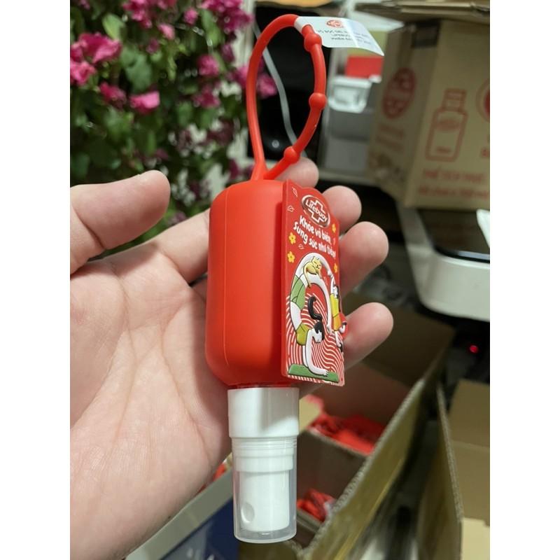 Chai xịt diệt khuẩn Lifebuoy Bảo vệ vượt trội 10-50ml