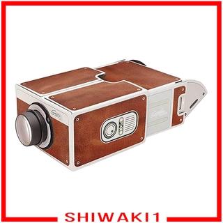 Máy Chiếu Đa Phương Tiện Shiwaki1 Dành Cho Iphone / Android