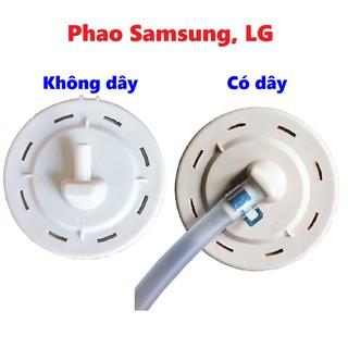 Phao máy giặt Samsung, LG [SIÊU RẺ] Van áp lực máy giặt Samsung, LG có dây, không dây