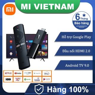 Xiaomi Mi TV Stick TV Stick Android TV Box quốc tế – Hàng chính hãng UI Netflix Google Chrome