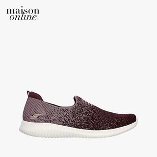[Mã FASHIONBMS12 giảm 15% tối đa 500K đơn từ 1 triệu] SKECHERS - Giày slip on nữ Ultra Flex 13123-PLUM thumbnail