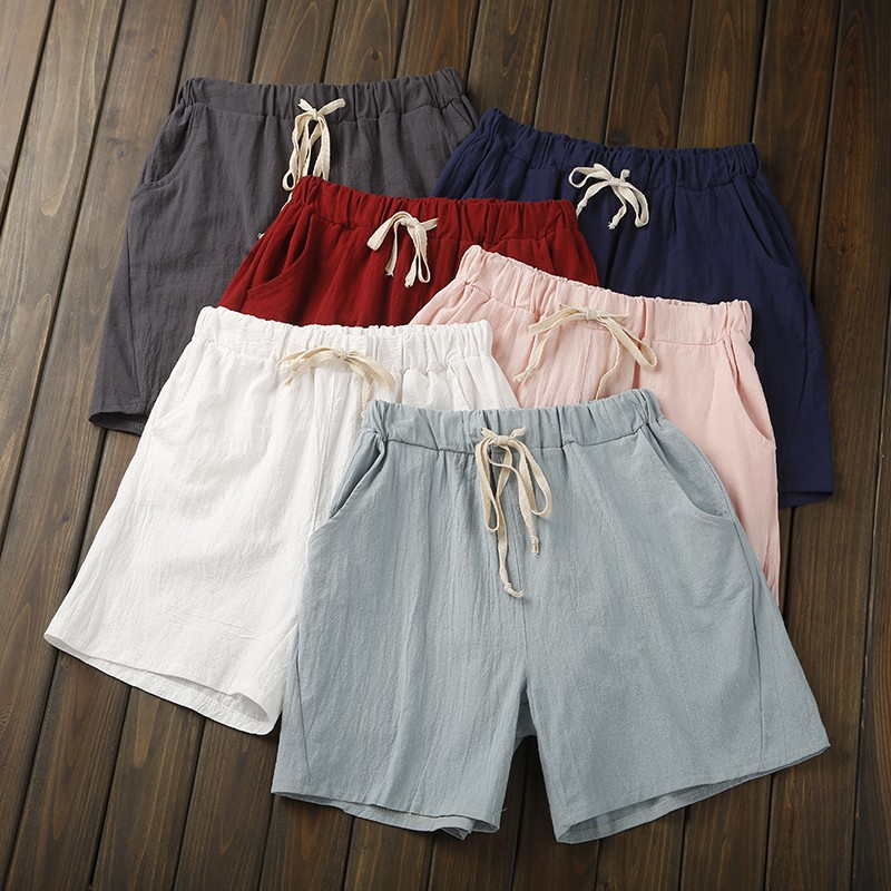 quần lửng ống rộng thời trang dành cho nữ