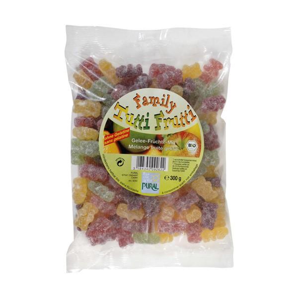 Kẹo dẻo trái cây hữu cơ không gelatin Pural 300g - 2970317 , 965094288 , 322_965094288 , 240000 , Keo-deo-trai-cay-huu-co-khong-gelatin-Pural-300g-322_965094288 , shopee.vn , Kẹo dẻo trái cây hữu cơ không gelatin Pural 300g