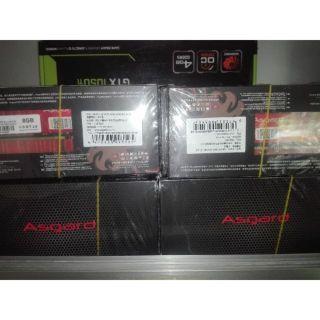 RAM DDR4 TẢN THÉP 8G BUSS 2666 THƯƠNG HIỆU ASGARD