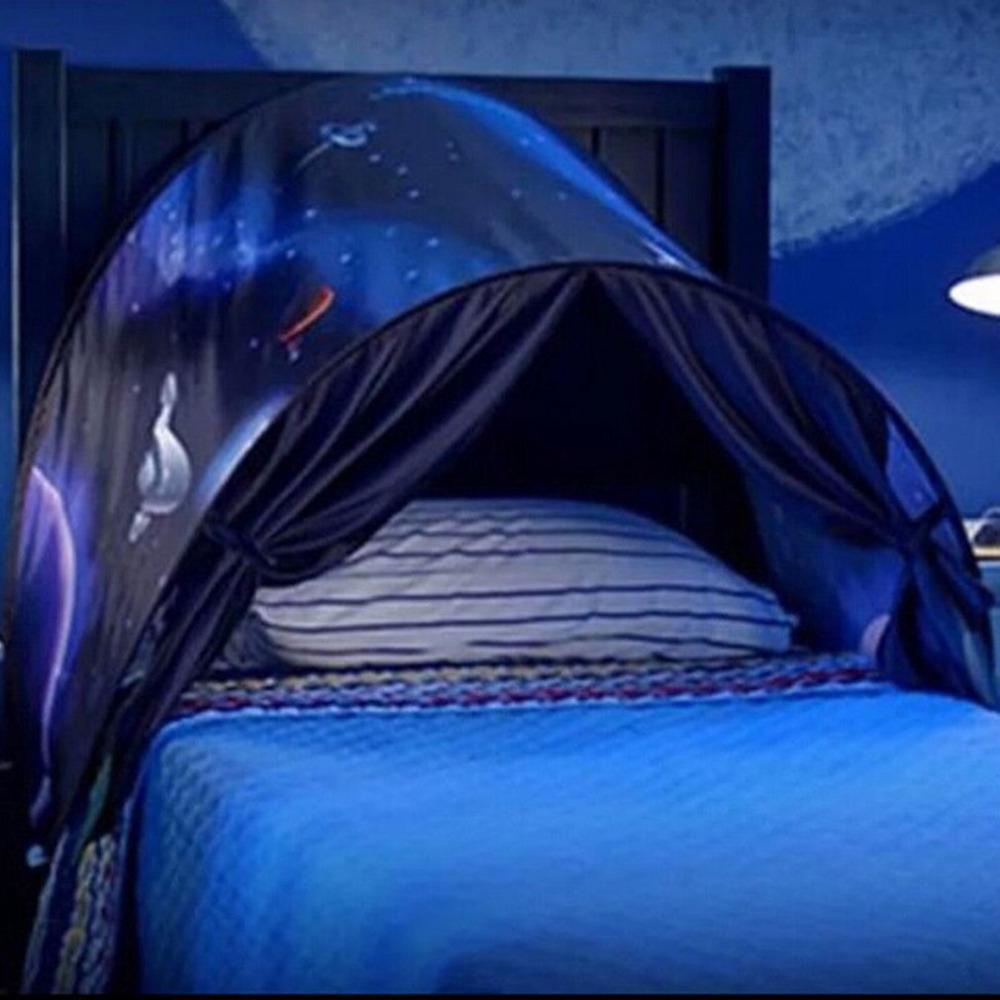 Lều Ngủ Hình Ngôi Sao Dễ Thương Cho Bé